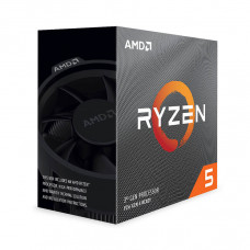 CPU AMD Ryzen 5 PRO 4650G MPK (3.7 GHz upto 4.2GHz/ 6 Cores, 12 Threads)